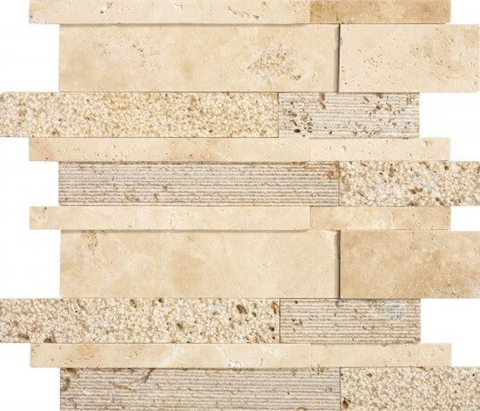 Керамическая мозаика Dune Stone Mosaics Calma 29,5х30 см цены онлайн