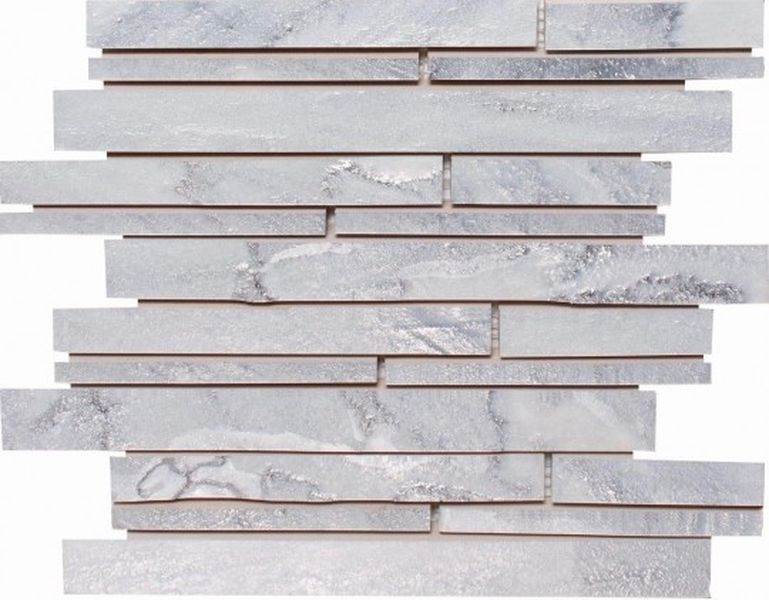Керамическая мозаика Dune Stone Mosaics Duende Ice 30х30 см цены онлайн