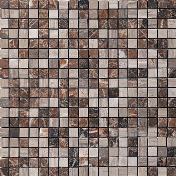 Керамическая мозаика Dune Stone Mosaics Capadocia 30х30 см belated shakespearean mosaics