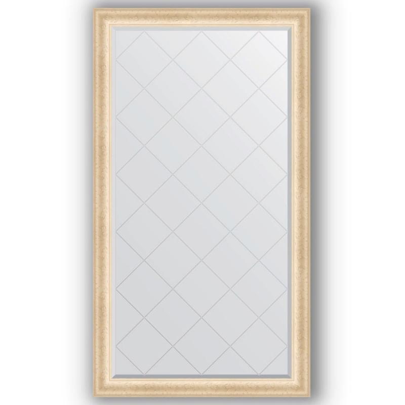Зеркало Evoform Exclusive-G 170х95 Виньетка античная латунь зеркало evoform exclusive g 185х130 виньетка античная латунь