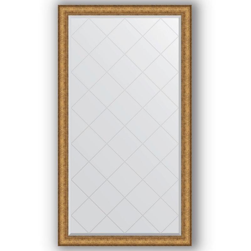 Зеркало Evoform Exclusive-G 168х94 Медный эльдорадо