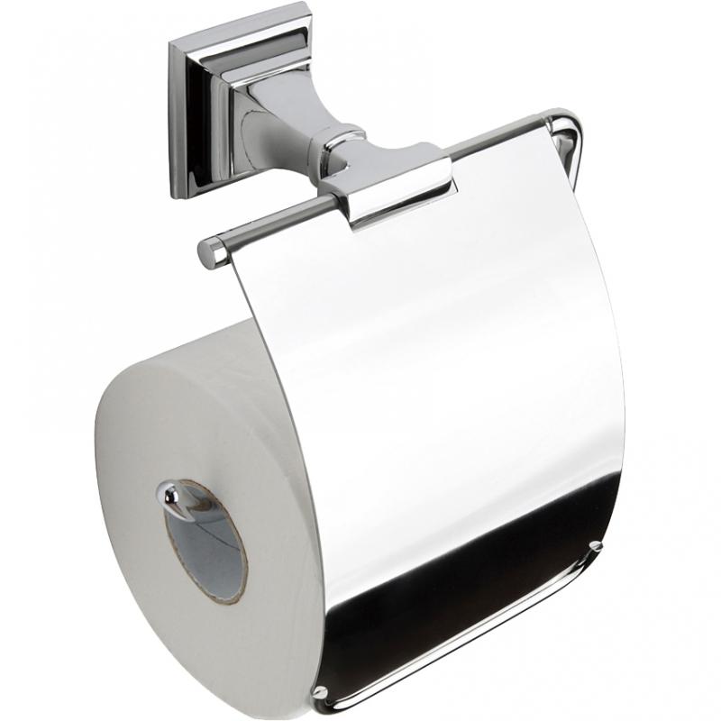 Держатель туалетной бумаги Novella Imperiale IM-04111 Хром доски и мольберты im toy дополнительный рулон бумаги к 22058 22045
