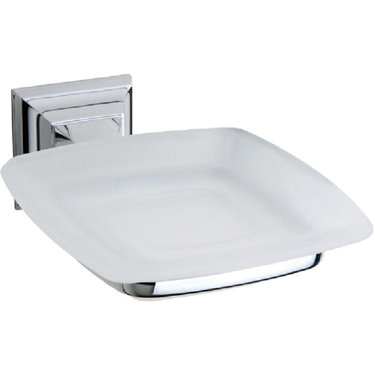 Фото - Мыльница Novella Imperiale IM-02111 Хром держатель туалетной бумаги novella imperiale im 04111 хром