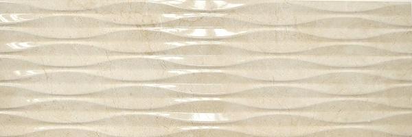 Керамическая плитка Cifre Crema Marfil Relieve Sigma Drillo Rect. настенная 30x90см керамическая плитка cifre mirambel relieve ivory rect настенная 30x90см