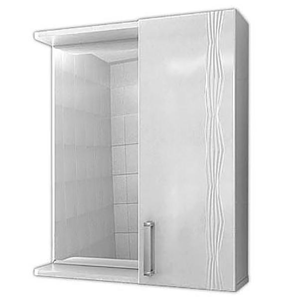 Зеркало со шкафом Vigo Atlantic 16-600 R Белое зеркало vigo 19 600 л jika