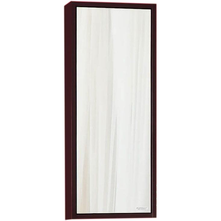 Зеркальный шкаф Бриклаер Бали 40 Светлая лиственница зеркальный шкаф бриклаер бали 120 с подсветкой светлая лиственница белый глянец