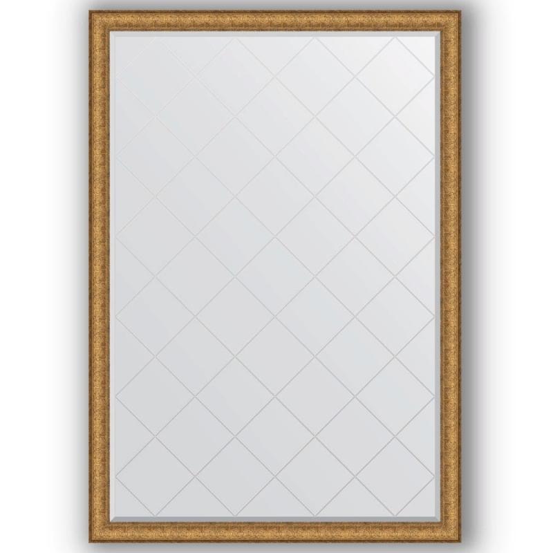Зеркало Evoform Exclusive-G 183х129 Медный эльдорадо
