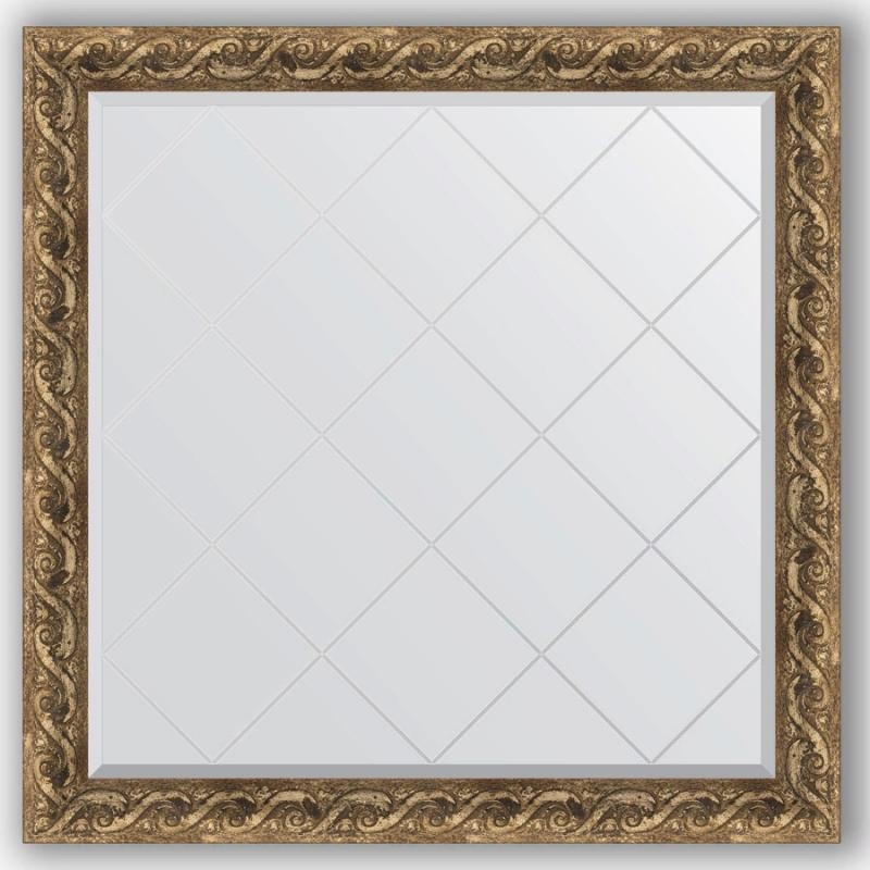 Зеркало Evoform Exclusive-G 106х106 Хамелеон
