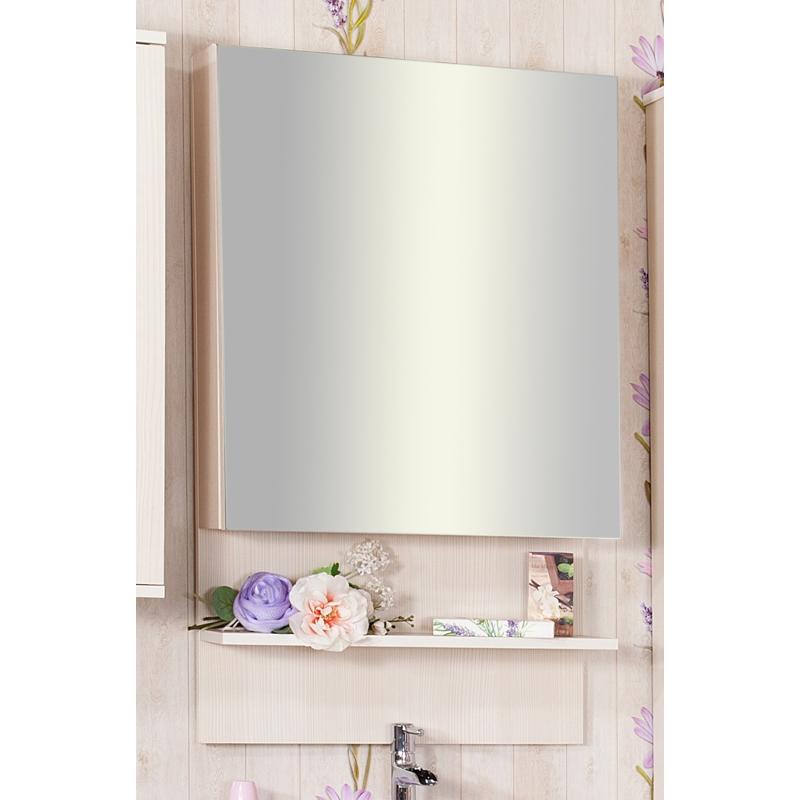 Зеркальный шкаф Бриклаер Карибы 60 Дуб кантри/венге зеркальный шкаф бриклаер бали 40 светлая лиственница