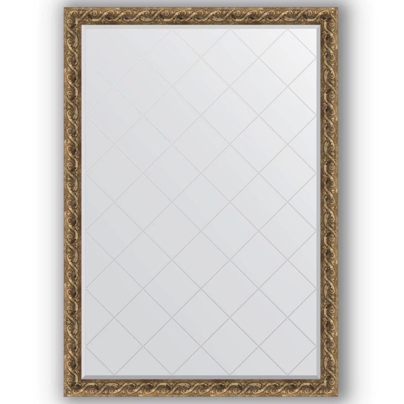 Зеркало Evoform Exclusive-G 185х131 Фреска зеркало evoform exclusive g 185х131 фреска