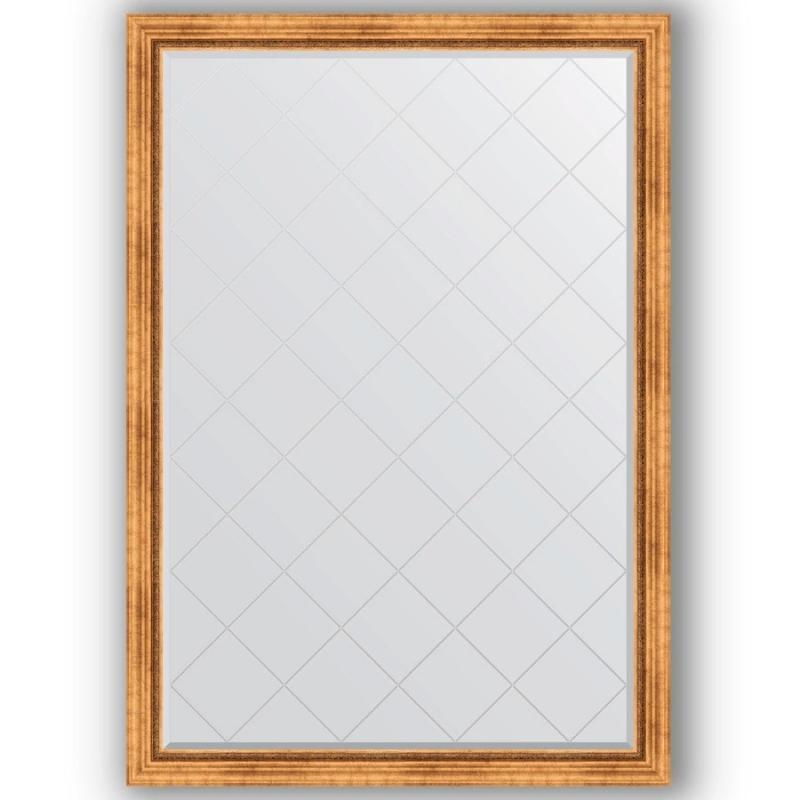Зеркало Evoform Exclusive-G 186х131 Римское серебро зеркало evoform exclusive g 186х131 римское серебро