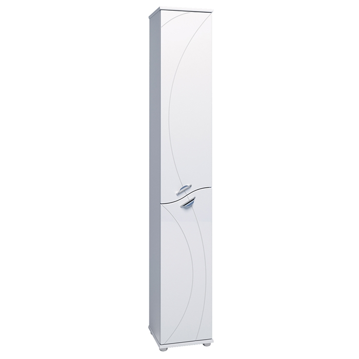 Шкаф пенал Vigo Faina 30 Белый цена