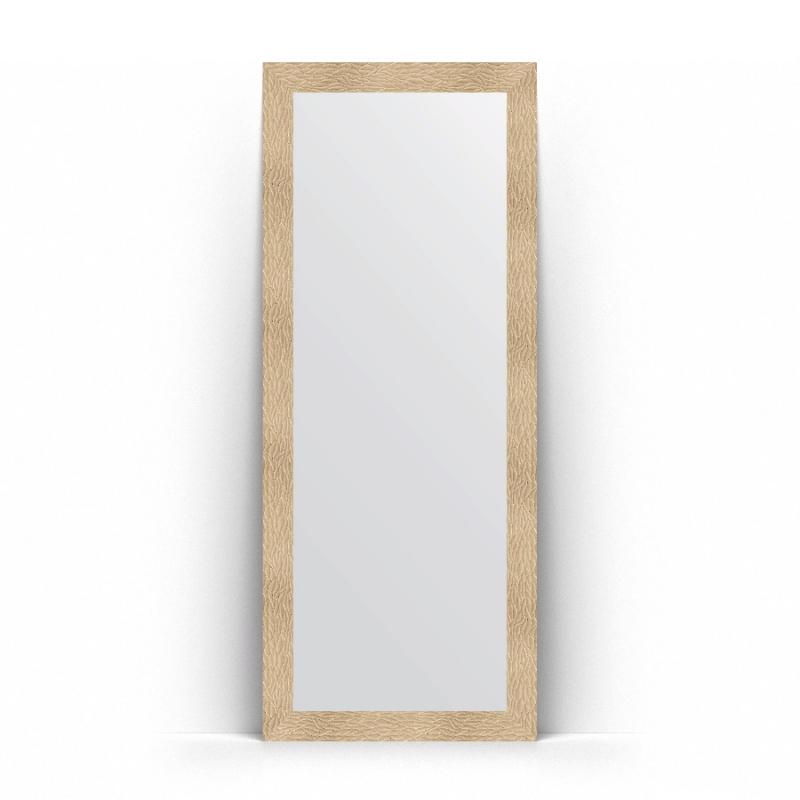 Зеркало Evoform Definite Floor 201х81 Чеканка серебряная