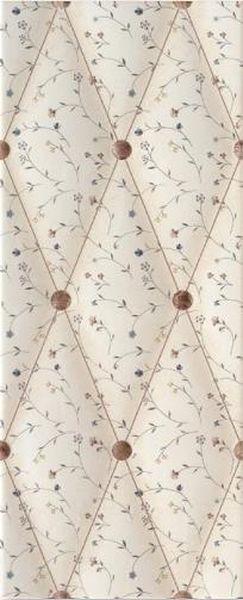 Керамическая плитка Goldencer Oldstone Capitone Primrose настенная 23,5х58 см