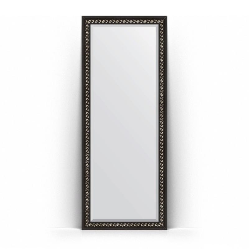 Зеркало Evoform Exclusive Floor 199х80 Сусальное золото зеркало evoform exclusive floor 199х100 сусальное золото