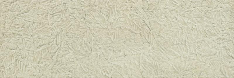 Керамическая плитка Gemma Desire Beige Flower настенная 30х90 см