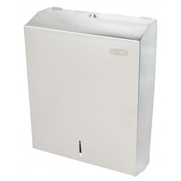 Диспенсер для бумажных полотенец G-Teq 8955 Хром