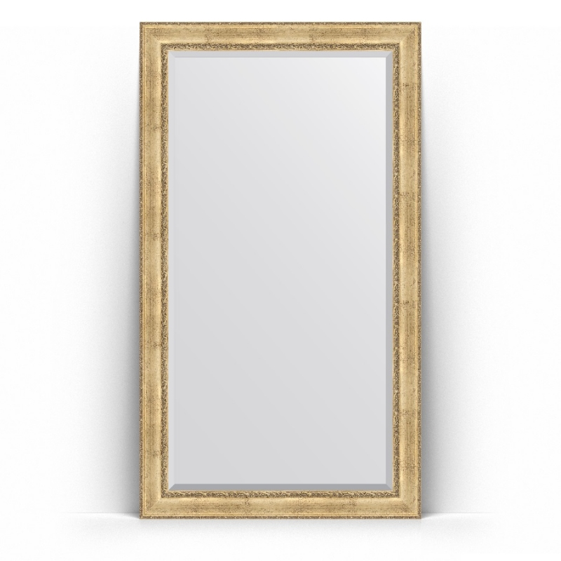 Зеркало Evoform Exclusive Floor 207х117 Состаренная бронза с орнаментом
