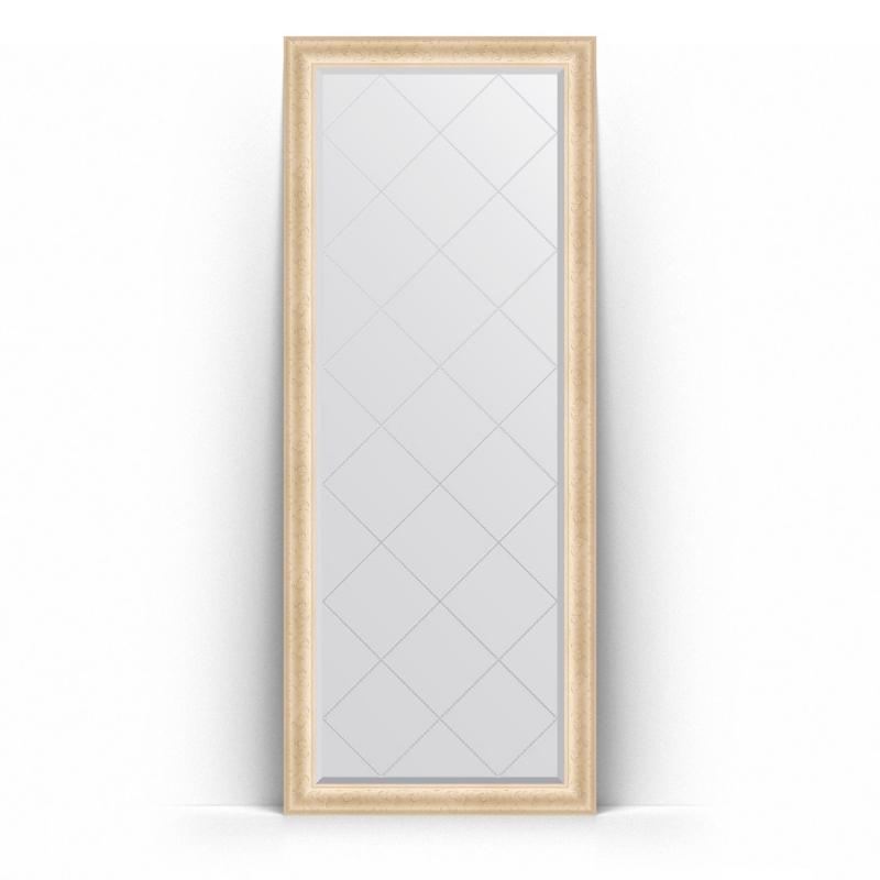 Зеркало Evoform Exclusive-G Floor 200х80 Виньетка античная латунь зеркало evoform exclusive g floor 200х80 виньетка античная латунь