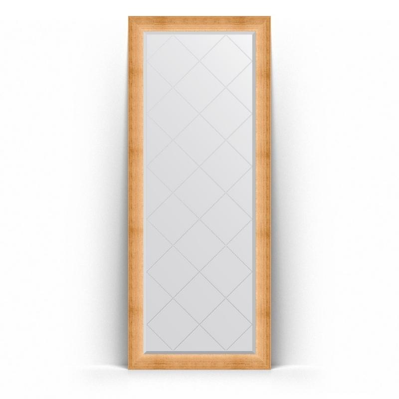Зеркало Evoform Exclusive-G Floor 201х81 Римское серебро зеркало evoform exclusive g 186х131 римское серебро