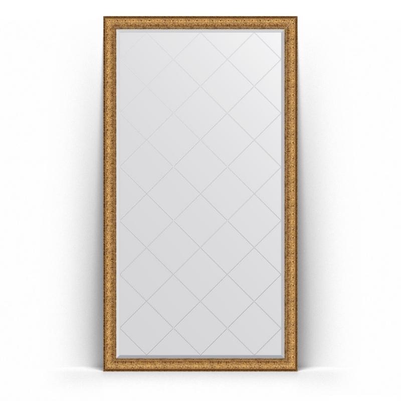 Зеркало Evoform Exclusive-G Floor 198х109 Медный эльдорадо