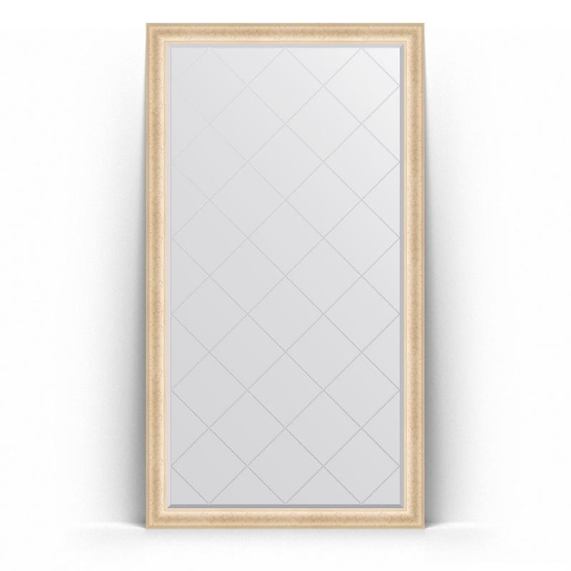 Зеркало Evoform Exclusive-G Floor 200х110 Виньетка античная латунь зеркало evoform exclusive g floor 200х80 виньетка античная латунь