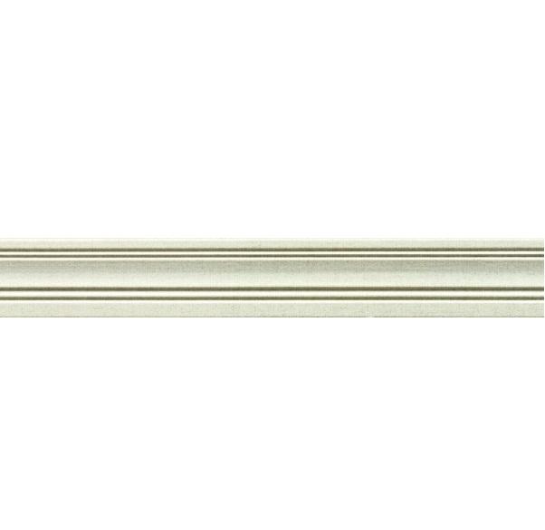 Керамический бордюр Gemma Magnifique Ivory Listello 10х90 см фото