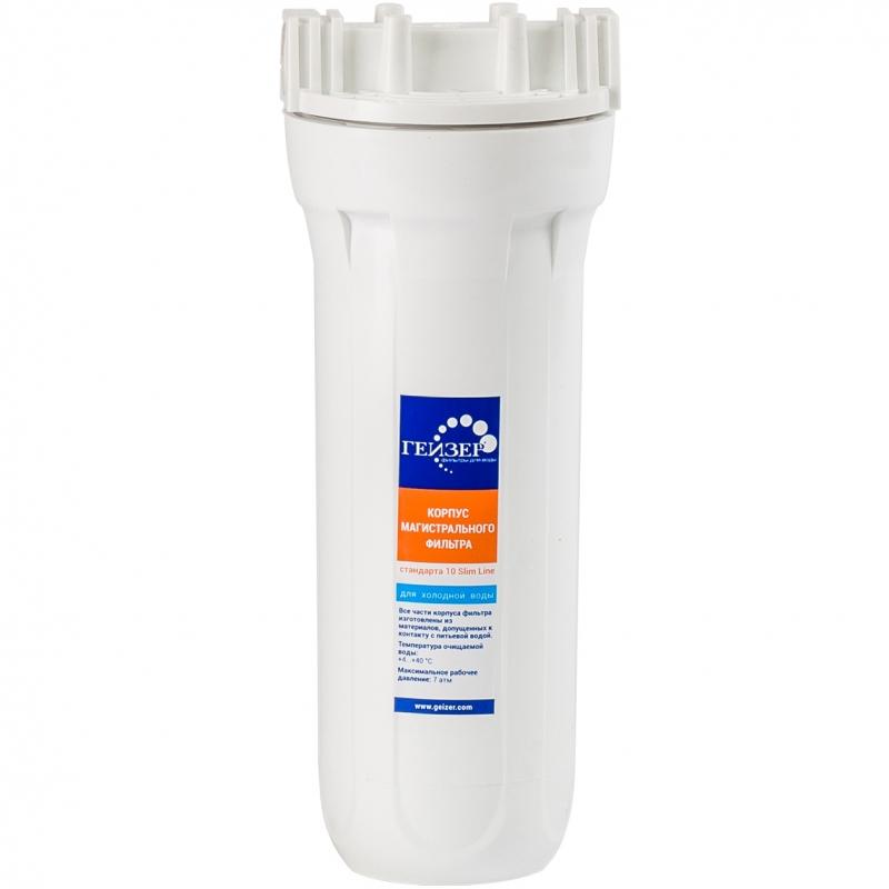 Магистральный фильтр Гейзер 1П 3/4 32058 для холодной воды магистральный фильтр гейзер 1п 1 2 32001 для холодной воды