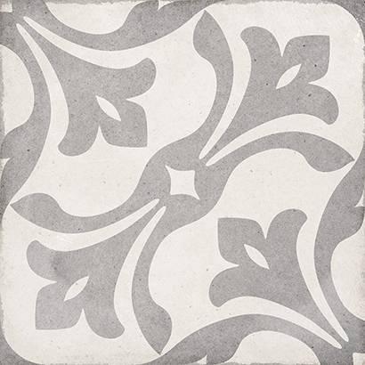 Керамический декор Equipe Art Nouveau La Rambla Grey 20х20 см цена 2017