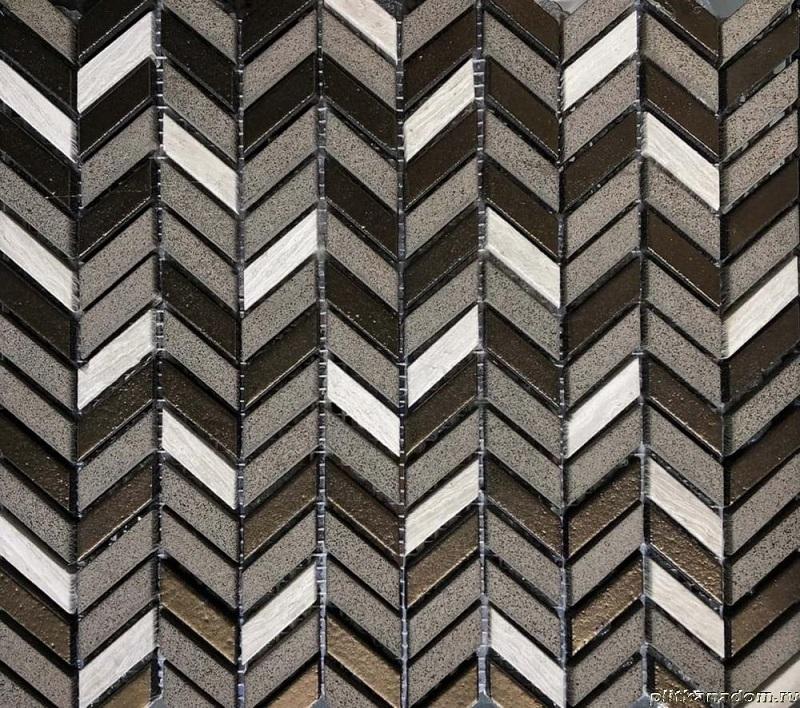 Фото - Мозаика Orro Mosaic Lava Marsel Brown каменная 31,1х33,2см мозаика orro mosaic lava gold каменная 30х30 см