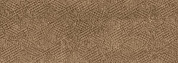 Керамическая плитка Metropol Arc Concept Cobre настенная 25x70см