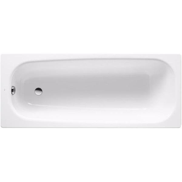 Чугунная ванна Roca Continental 120x70 211506001 без антискользящего покрытия