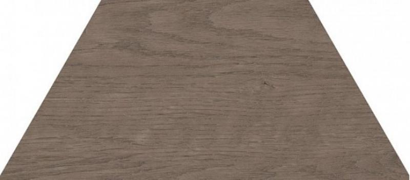 Керамогранит WOW 60 Grad Trapezium Wood Dark 120283 9,8х23 см недорого