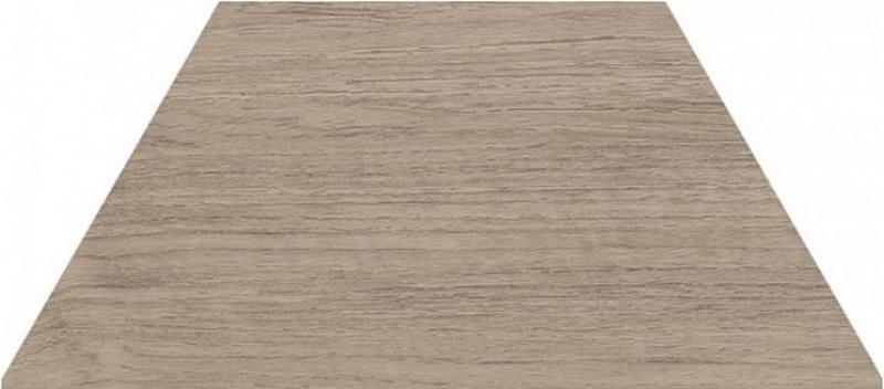Керамогранит WOW 60 Grad Trapezium Wood Mid 120282 9,8х23 см