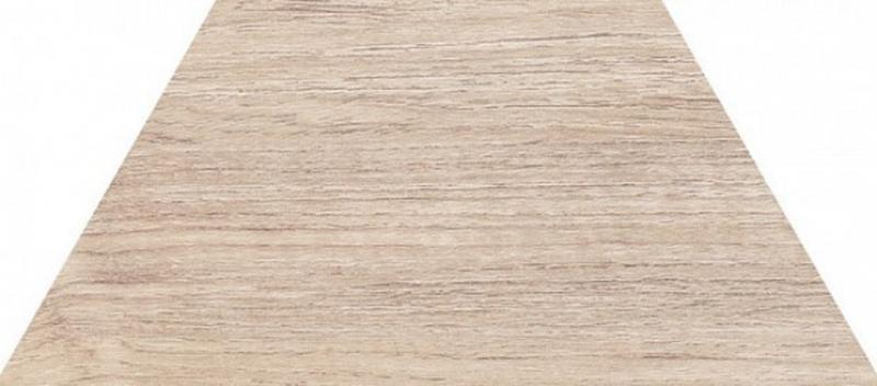 Керамогранит WOW 60 Grad Trapezium Wood Light 120281 9,8х23 см
