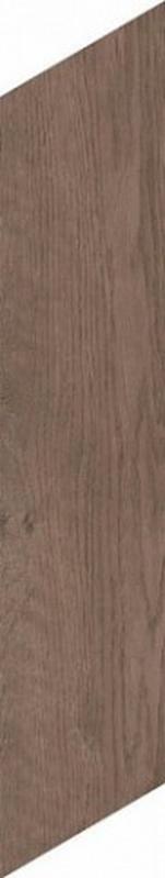 Керамогранит WOW 60 Grad Chevron B Wood Dark 120279 9,8х52,2 см недорого