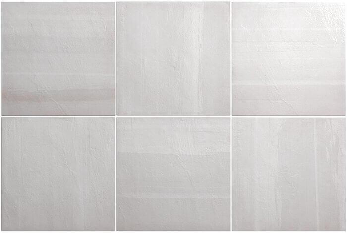 Керамическая плитка Equipe Habitat Cala Antique White настенная 20х20 см керамическая плитка equipe habitat cala old rose настенная 20х20 см