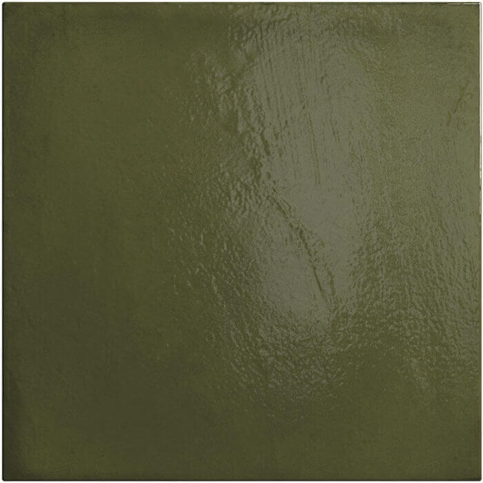Керамическая плитка Equipe Habitat Olive настенная 20х20 см керамическая плитка equipe habitat cala old rose настенная 20х20 см