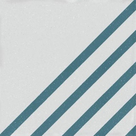 Керамогранит WOW Boreal Dash Decor White Blue 107205 18,5х18,5 см boreal trail breath coolmax blue b639