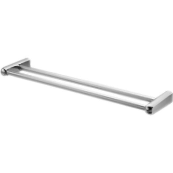 Berkel 65 K-6840 ХромАксессуары для ванной<br><br>Настенный держатель для полотенец WasserKRAFT Berkel 65 K-6840 двойной. Округлые, плавные формы характеризуют коллекцию Berkel, создавая воздушную легкость в интерьере, комфорт, наслаждение и положительные эмоции.<br><br><br>Материал: металл.<br>Покрытие: хромоникелевое.<br>Уплотнительные пластиковые кольца.<br><br><br>В комплекте поставки:<br>держатель для полотенец.<br><br>