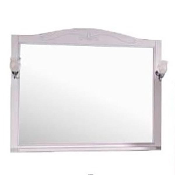 Зеркало ASB-Woodline Салерно 105 Антикварный орех