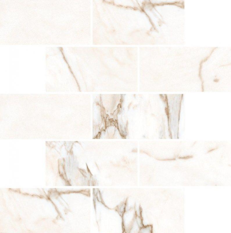 Фото - Мозаика Kerranova Calacatta Marble Trend K-1001/MR/m13 30.7х30.7см джон нанн шахматы 1001 матовая комбинация