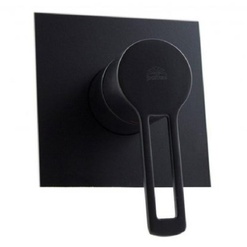 Смеситель для душа Paffoni Ringo RIN010NO/M Черный матовый смеситель для душа paffoni ringo rin010no m черный матовый