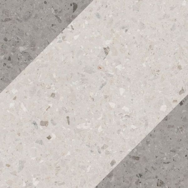 Керамогранит WOW Drops Natural Bit Decor Grey 108802 18,5х18,5 см
