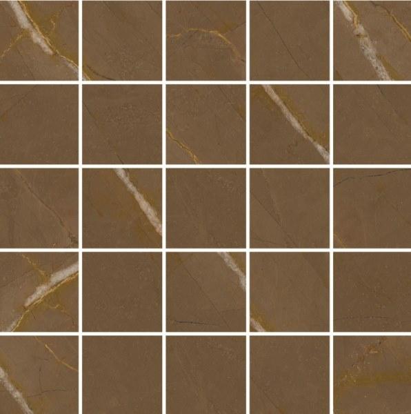 цена на Мозаика Kerranova Crema Marfil Pulpis Marble Trend K-1002/MR/m14 30.7х30.7см