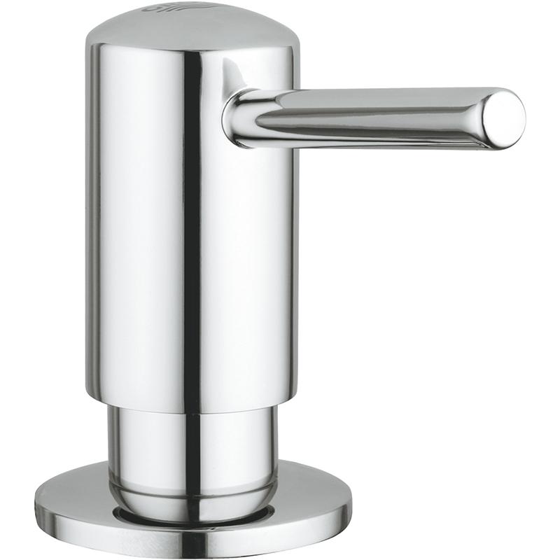 Дозатор жидкого мыла Grohe Contemporary 40536000 Хром дозатор жидкого мыла grohe contemporary встраиваемый в столешницу хром 40536000