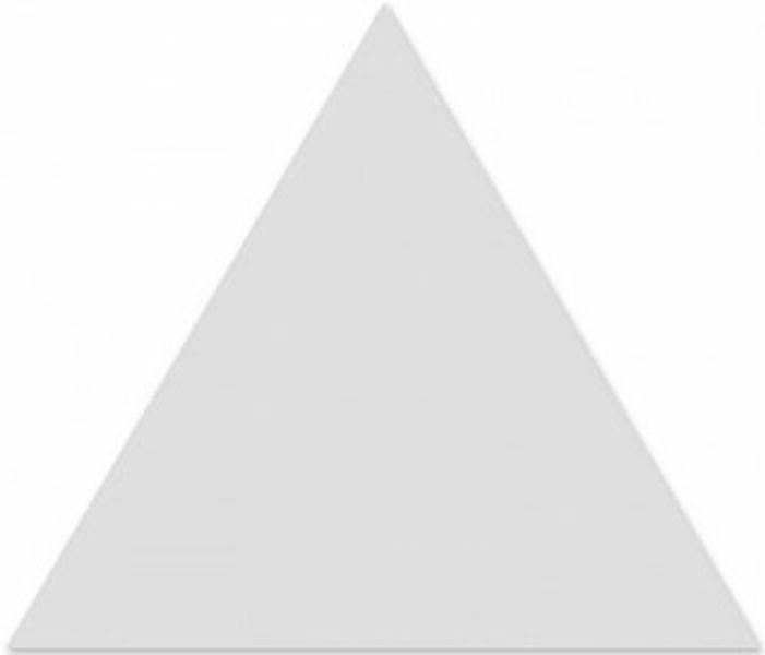 Floor Tiles R9 Triangle Ice White Matt 114035 20,1х23,2 см