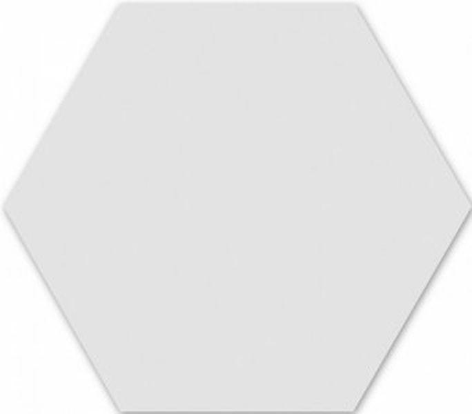 Керамогранит WOW Floor Tiles R9 Hexa Ice White Matt 113932 20х23 см