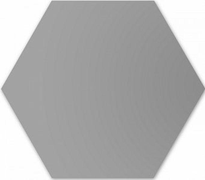 Керамогранит WOW Floor Tiles R9 Hexa Ash Grey Matt 113838 20х23 см
