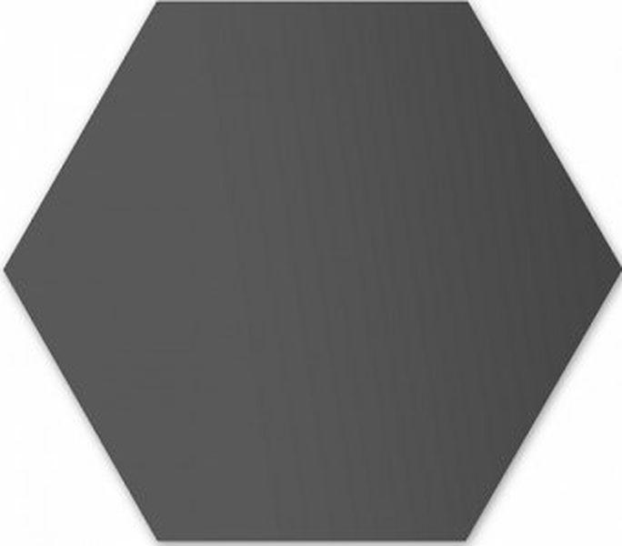 Керамогранит WOW Floor Tiles R9 Hexa Graphite Matt 113842 20х23 см
